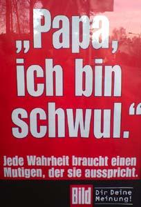 Papa Ich Bin Schwul Deutschland Braucht Mehr Ausländer